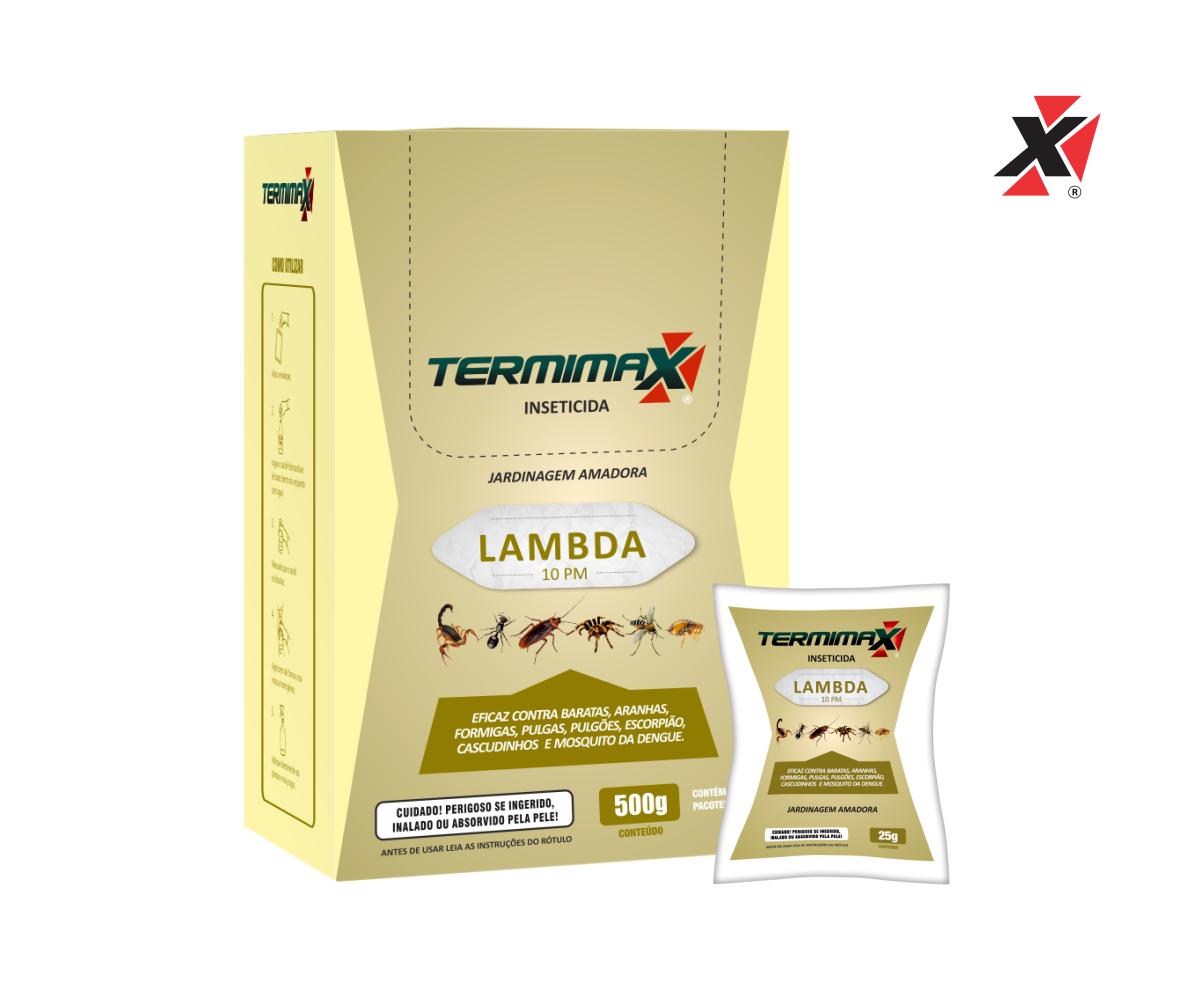 INSETICIDA TERMIMAX LAMBDA